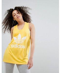Adidas | Топ С Логотипом-Трилистником Originals