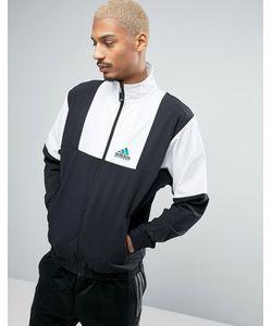 adidas Originals | Черная Спортивная Куртка Equipment Bk7668