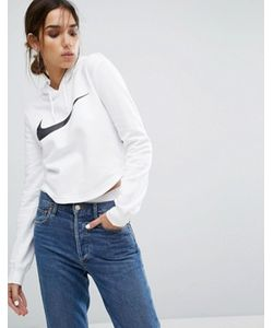 Nike | Укороченный Худи