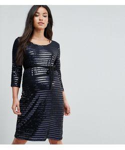 Mama Licious | Облегающее Платье С Пайетками