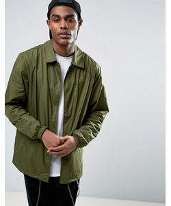 Nike SB | Зеленая Тренерская Куртка 829509-331