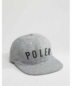 Poler | Регулируемая Шерстяная Кепка