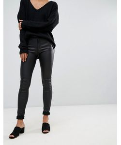 Vero Moda   Облегающие Джинсы С Покрытием