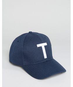 7X | Бейсболка С Буквой Т
