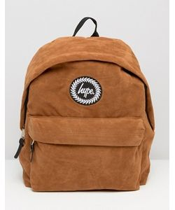 HYPE | Suede Backpack