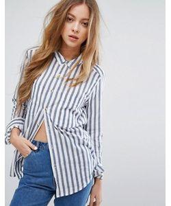 Rollas | Рубашка В Полоску Rollas