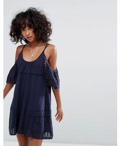 d.Ra | Платье С Открытыми Плечами Nancy