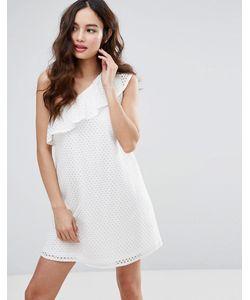 Fashion Union | Платье На Одно Плечо