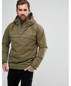 Fat Moose | Куртка Анорак С Молнией