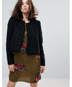 Vero Moda | Фактурная Короткая Куртка