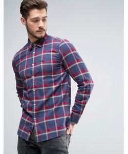 Jack Wills | Рубашка Классического Кроя В Клетку Salcombe
