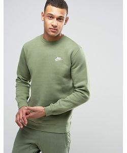 Nike | Свитшот С Круглым Вырезом И Логотипом 804340-387