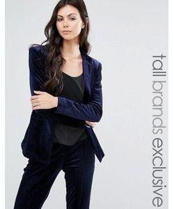 Fashion Union Tall | Бархатный Пиджак