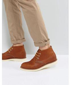 Red Wing | Ботинки Чукка