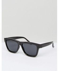 Le Specs   Солнцезащитные Очки В Квадратной Оправе