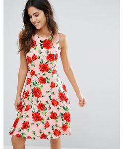 Louche   Платье С Цветочным Принтом Moesha