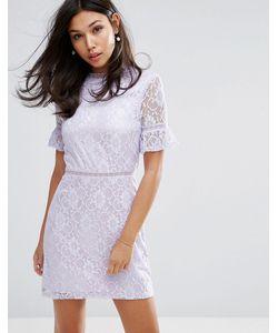 Fashion Union | Кружевное Платье