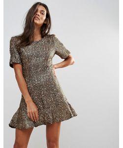 Millie Mackintosh | Короткое Приталенное Платье