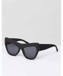 Le Specs   Массивные Солнцезащитные Очки Кошачий Глаз