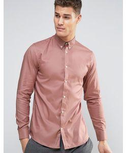 Selected Homme | Рубашка Узкого Кроя