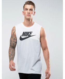 Nike | Майка С Логотипом Futura 847509-100