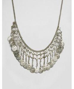 Raga | Ожерелье С Монеткой