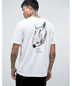 Heros Heroine   T-Shirt In With Back Print