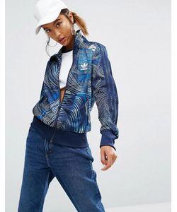 Adidas | Спортивная Куртка На Молнии Originals Geology Firebird