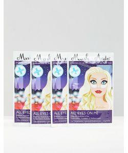 Beauty Extras | Увлажняющие Гелевые Накладки Maskeraide All Eyes On Me 4 Шт.