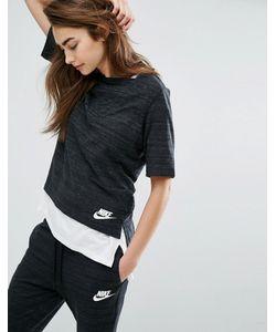 Nike | Трикотажный Топ Advance