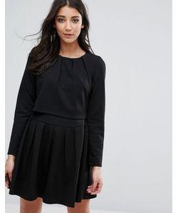 d.Ra | Короткое Приталенное Платье Alexa