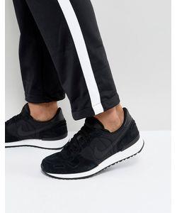 Nike | Черные Кожаные Кроссовки Air Vortex 918206-001