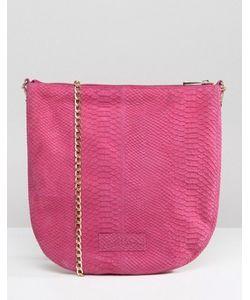 URBANCODE | Real Leather Cross Body Bag