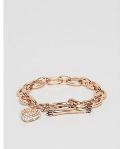 Juicy Couture   Pave Rose Bracelet
