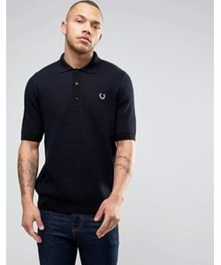 Fred Perry Laurel Wreath | Темно Трикотажное Поло Fred Perry Reissues