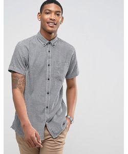Jack & Jones | Рубашка С Короткими Рукавами