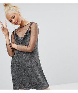 Lazy Oaf | Камуфляжное Платье С Блестками И Молнией