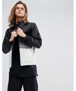 Stussy   Легкая Куртка Из Нейлона