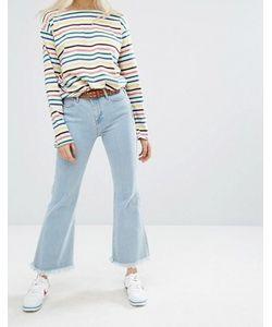 Mih Jeans | Укороченные Джинсы С Завышенной Талией Lou