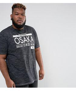 Duke | Черная Футболка Plus Osaka