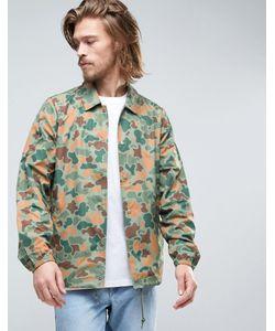 Element | Спортивная Куртка С Камуфляжным Принтом Джунгли Murray