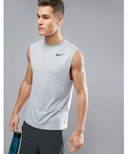 Nike Training | Обтягивающая Майка Из Быстросохнущей Ткани Dri-Fit 742234-065