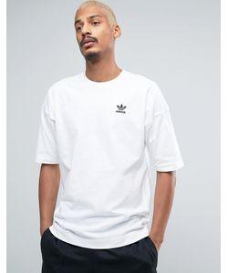 adidas Originals | Футболка С Заниженной Линией Плеч Shadow Tones Ce7109