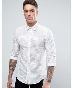Diesel | Узкая Рубашка С Принтом S-Blanca
