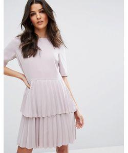 Y.A.S. | Платье С Плиссированной Юбкой Y.A.S Julia