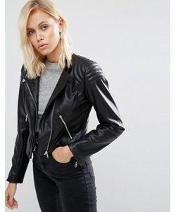 Asos | Куртка Из Мягкой Искусственной Кожи