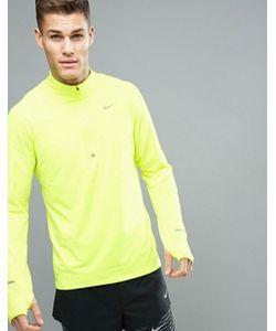 Nike Running | Свитшот С Горловиной На Молнии 683485-702