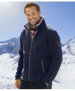 AFM | Флисовая Куртка С Подкладкой Из Шерпыatlas For Men