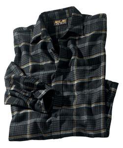 AFM | Фланелевая Рубашка В Пестротканую Клеткуatlas For Men