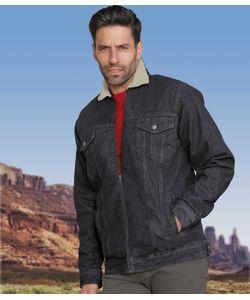 AFM | Куртка Из Денима С Подкладкой Из Шерпыatlas For Men